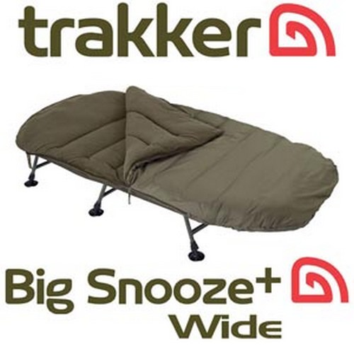 Спален чувал Trakker Big Snooze + Wide Sleeping Bag