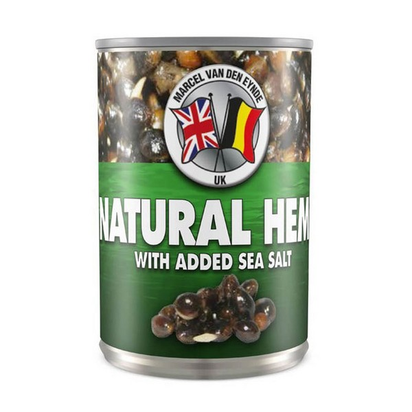 Canned Hemp with Seasalt