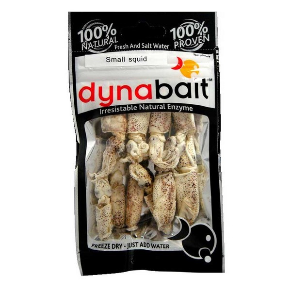 Dynabait Freeze Dried Squids