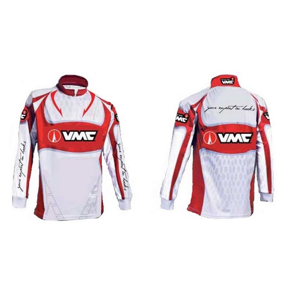 VMC ANTI UV50 + ZIP Collar Sunshirt