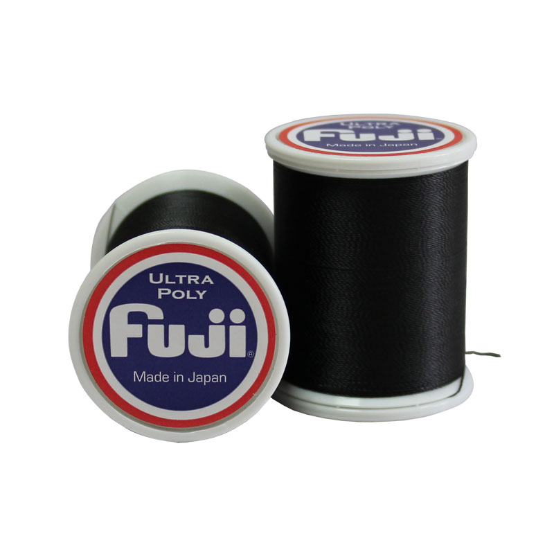 Конец за водачи Black Fuji ultra poly thread