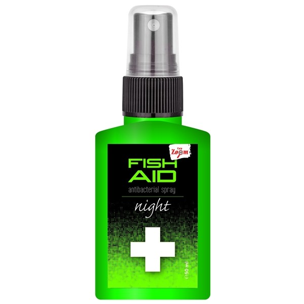 CZ Fish Aid Antibacterial Spray night