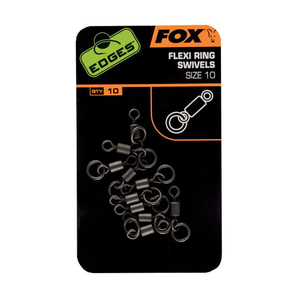 Edges Вирбели Flexi Ring Swivels