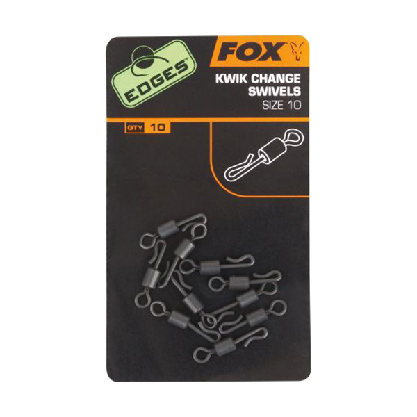 Edges Вирбели kwik change swivels