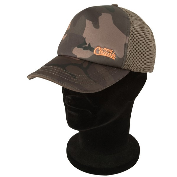 Шапка FOX CHUNK Baseball Caps - Camo Mesh
