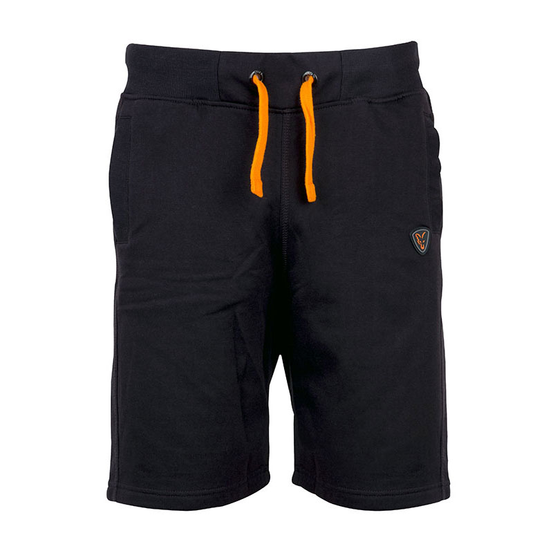 Къси Панталони FOX Black Orange LW Jogger short