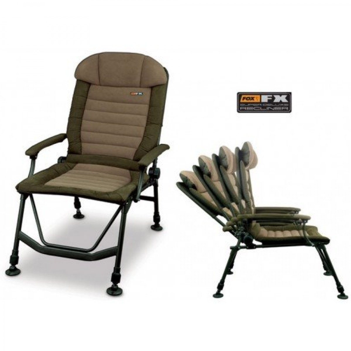 Стол FOX FX Super Deluxe Recliner