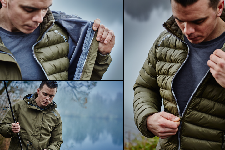 Комплект Trakker XP SUMMIT and BASE JACKET