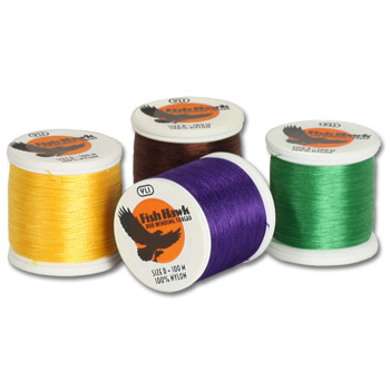Конец за водачи FishHawk Nylon Whipping Thread