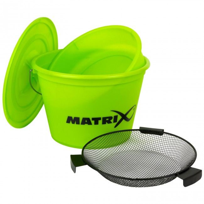 Кофа със сито MATRIX Lime Bucket Set