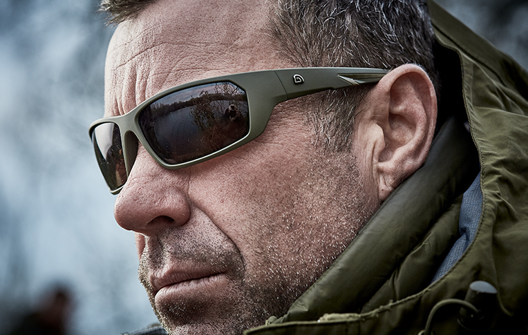 Trakker Wrap-Around Sunglasses