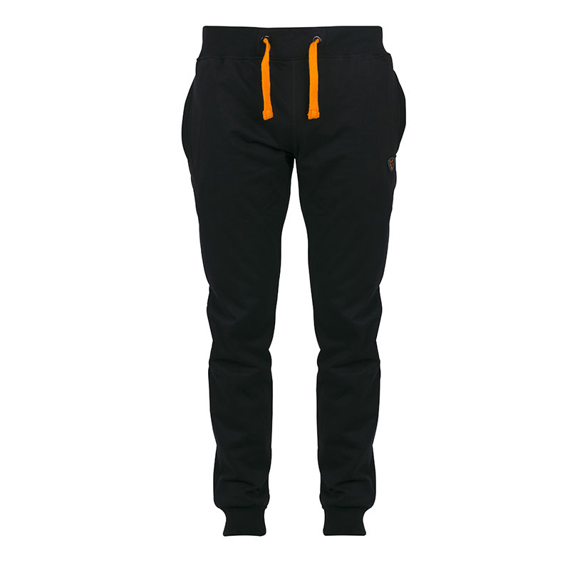 Панталон FOX Black Orange LW jogger