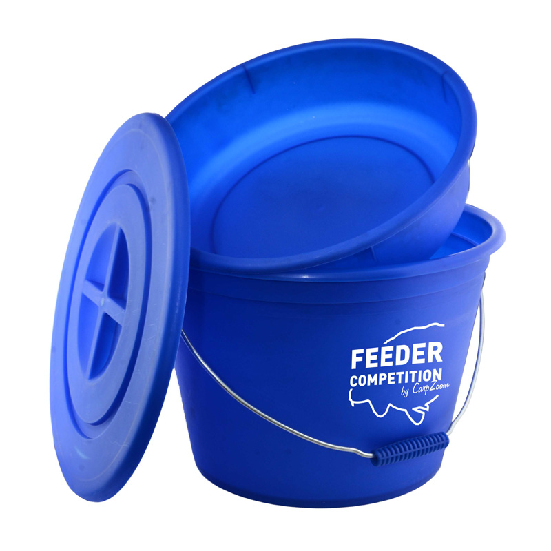 Кофа за захранка с леген CZ Feeder Competition Bait Bucket