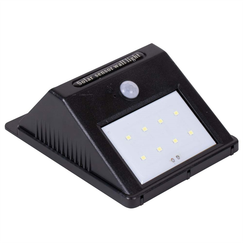 Къмпинг лампа Motion Detector Wall Lamp 8 LED