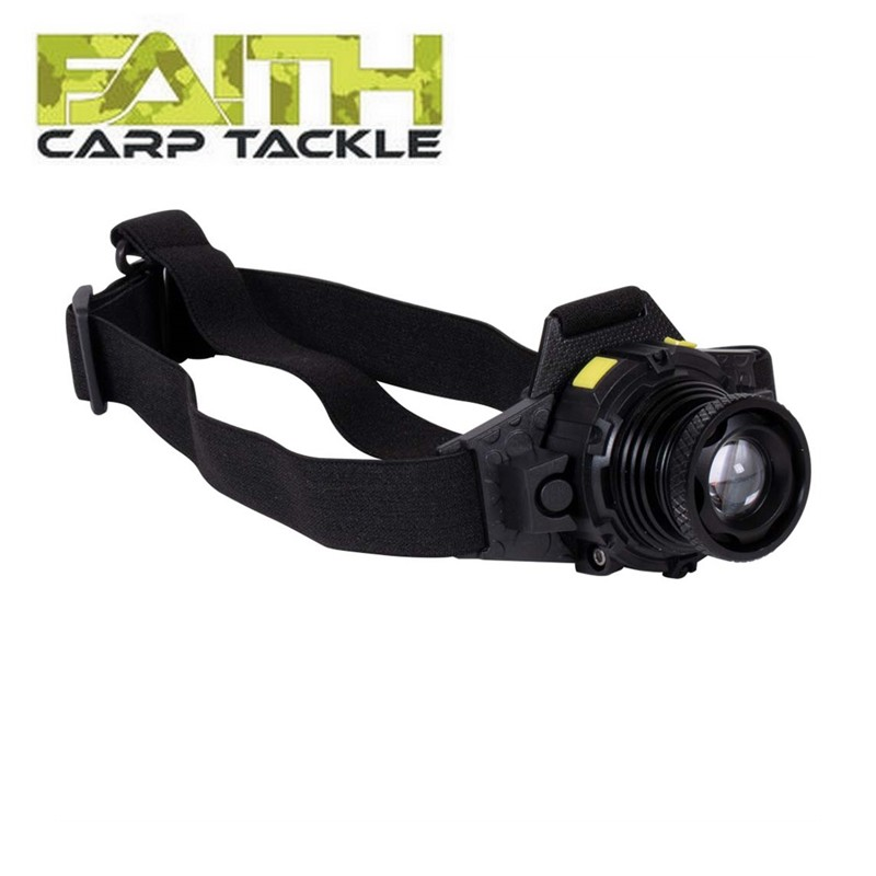 Челник за глава Faith USB Head Torch Extreme
