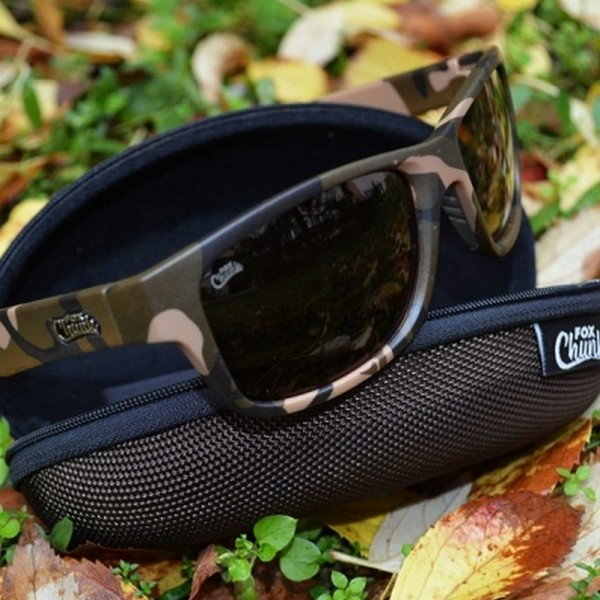 Слънчеви очила Fox Chunk Sunglasses Camo Brown