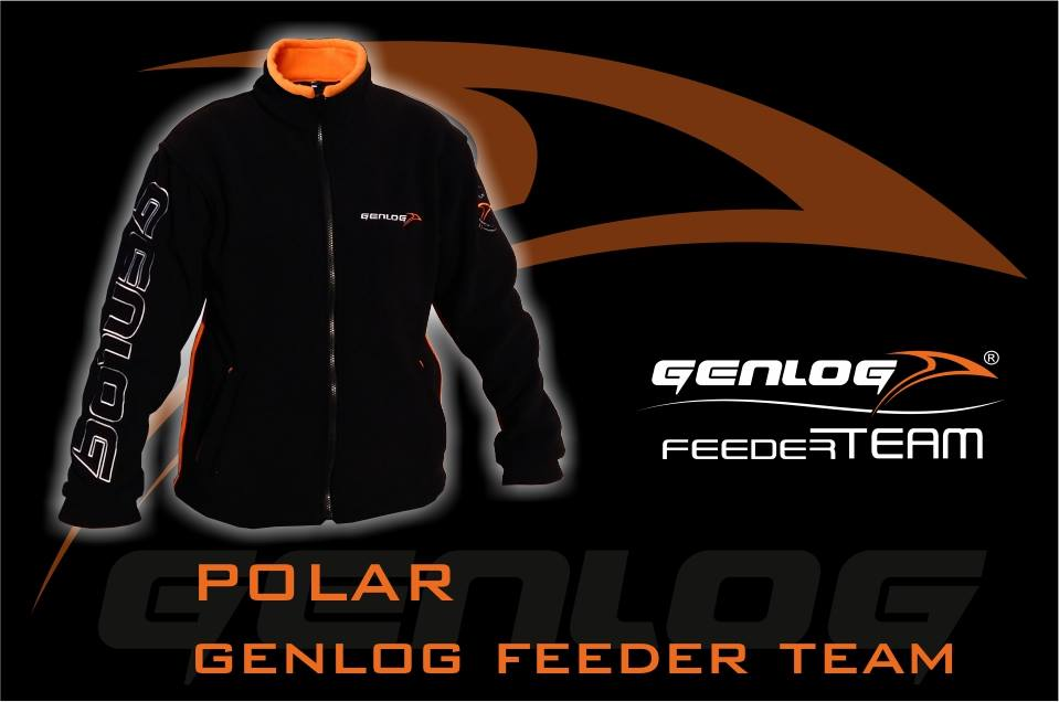 Поларено яке GENLOG POLAR FEEDER TEAM