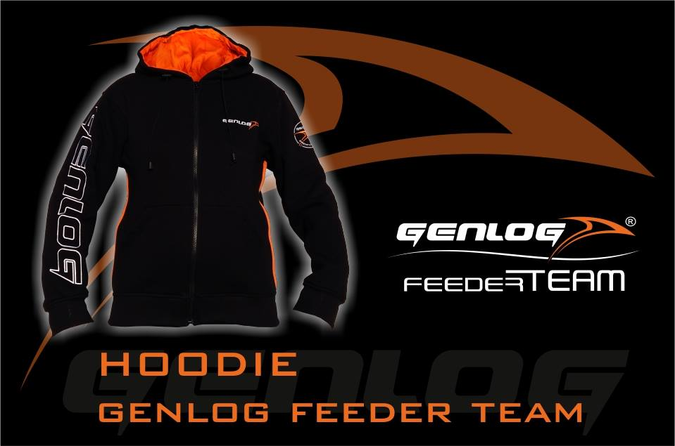 Суичър GENLOG Hoodle Feeder Team