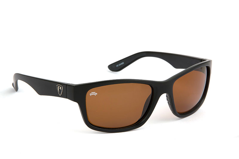 Очила Fox Rage Sunglasses - Matt Black / Brown Lens
