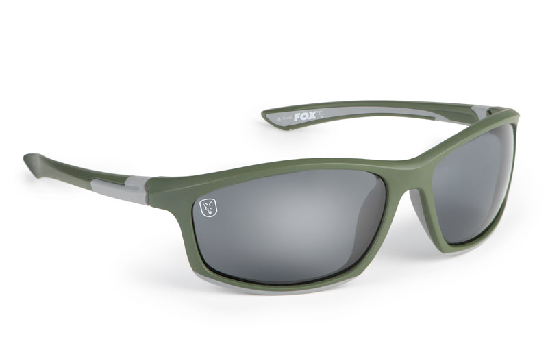 Слънчеви очила Fox Sunglasses Green / Silver